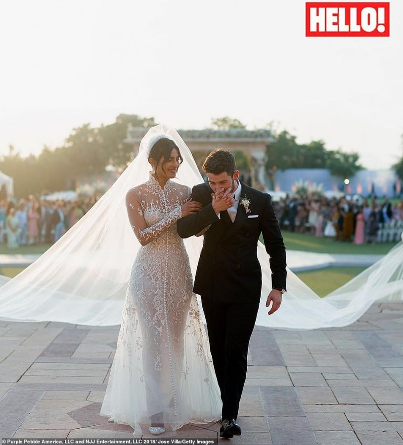 Ник Джонас и Приянка Чопра поженились! Приянки, невеста, Джонас, свадьба, Приянка, Чопра, несколько, знакомы, Напомню, невероятный, УмайдБхаван, дворце, конце, вечера, начали, состоялся, салют, этого, приступила, сразу