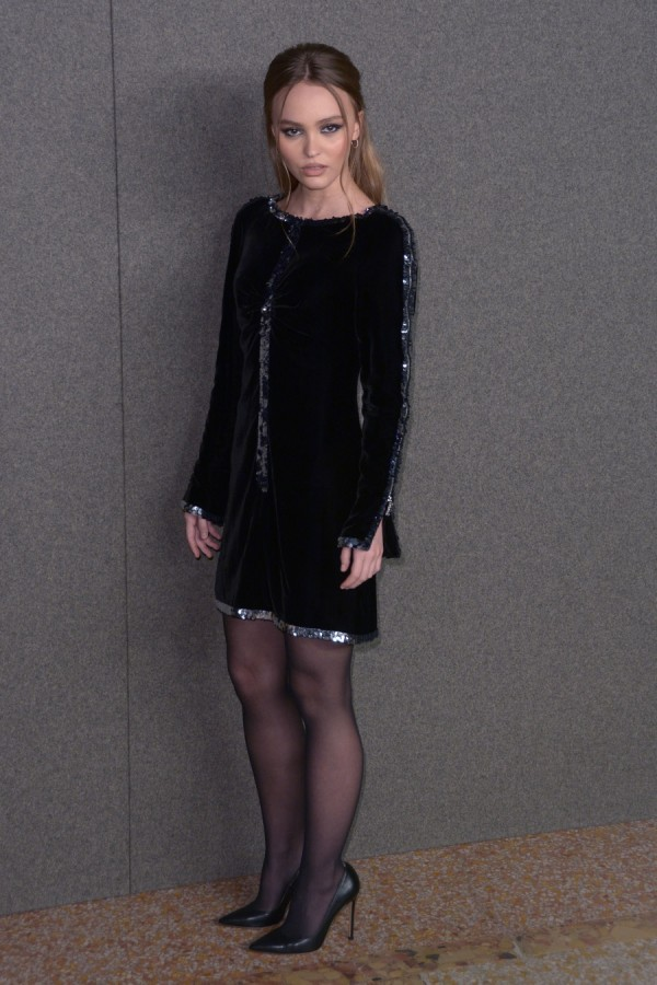 Звезды на модном показе Chanel в НЙ