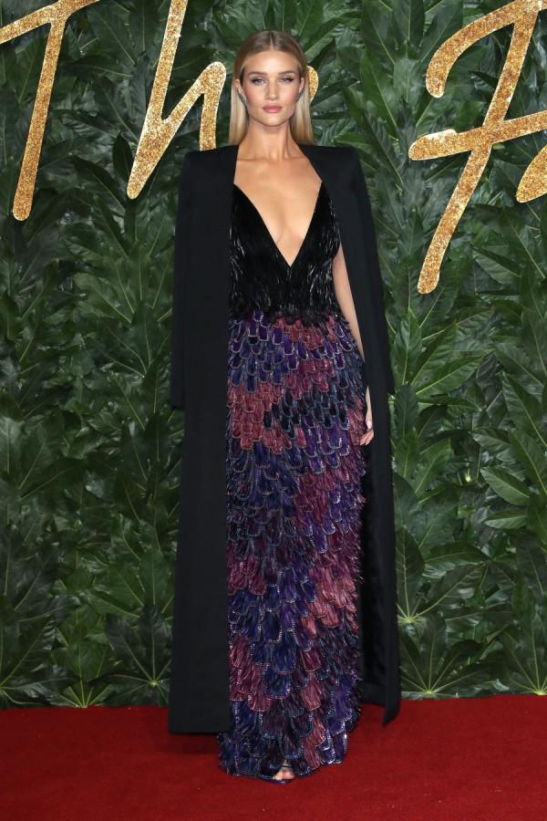 2018 The British Fashion Awards poppy delevingne
