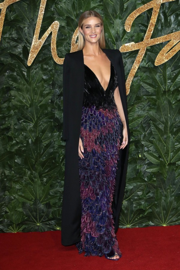 2018 The British Fashion Awards poppy delevingne