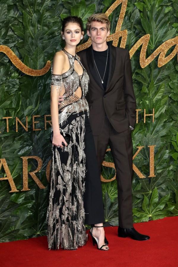 2018 The British Fashion Awards