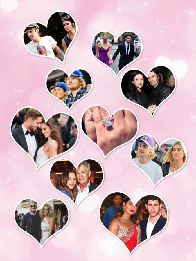Итоги 2018: звездные помолвки