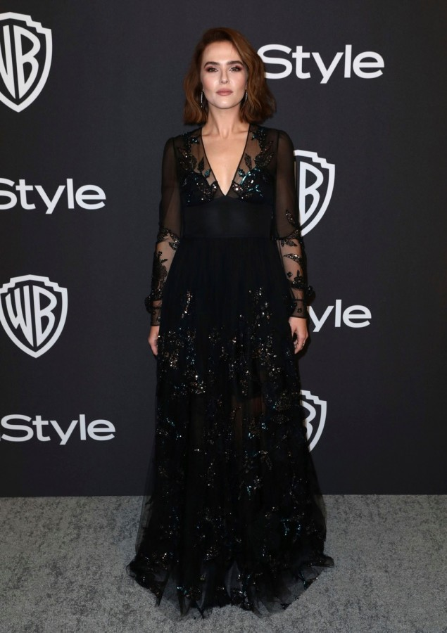 Golden Globes After Party - 2019 честь, Золотого, Глобуса, InStyle, вечеринке, Николь, Шерзингер, Сильверман, Хайленд