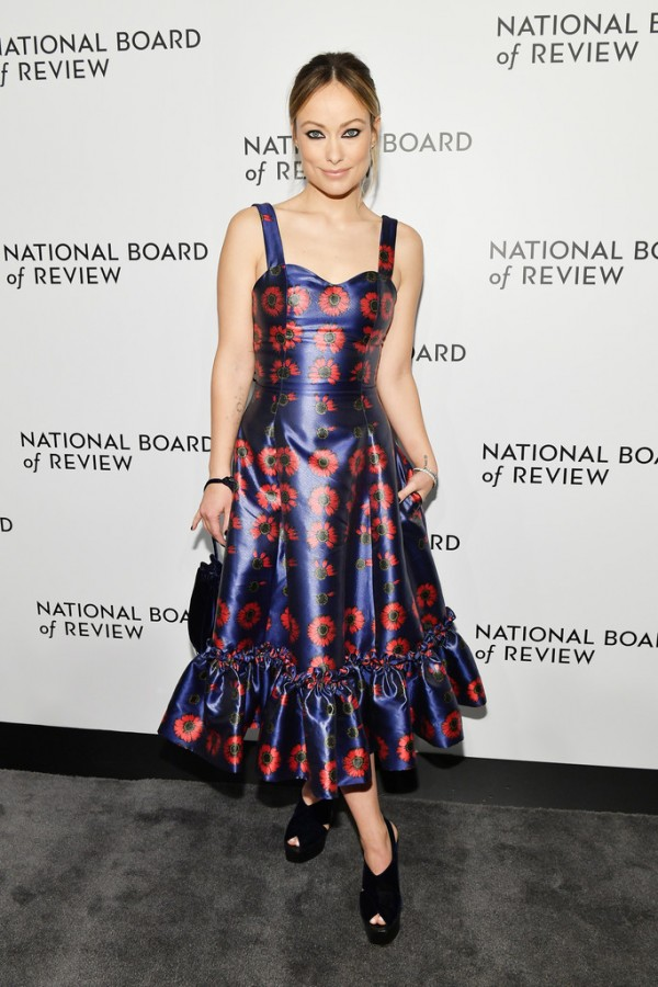 2019 National Board of Review Awards olivia wilde