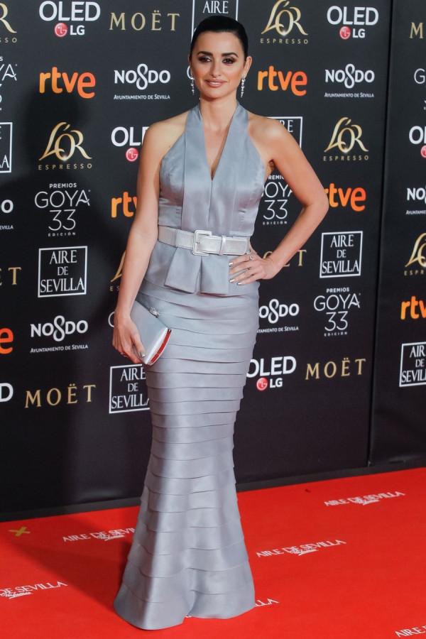 2019 Goya Cinema Awards penélope cruz