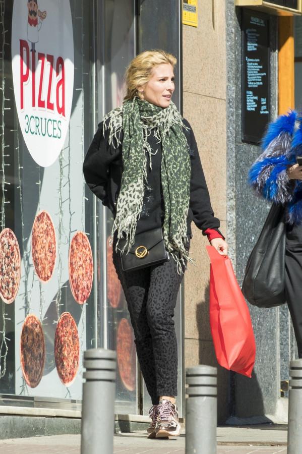 Эльза Патаки в Мадриде elsa pataky
