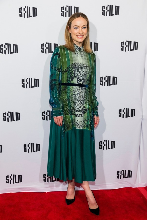Оливия Уайлд на кинофестивале в СФ