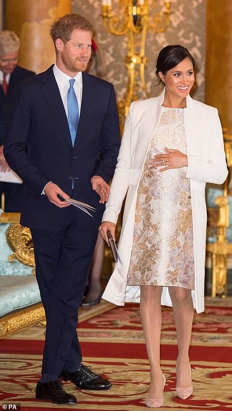Принц Гарри и Меган Маркл впервые стали родителями!