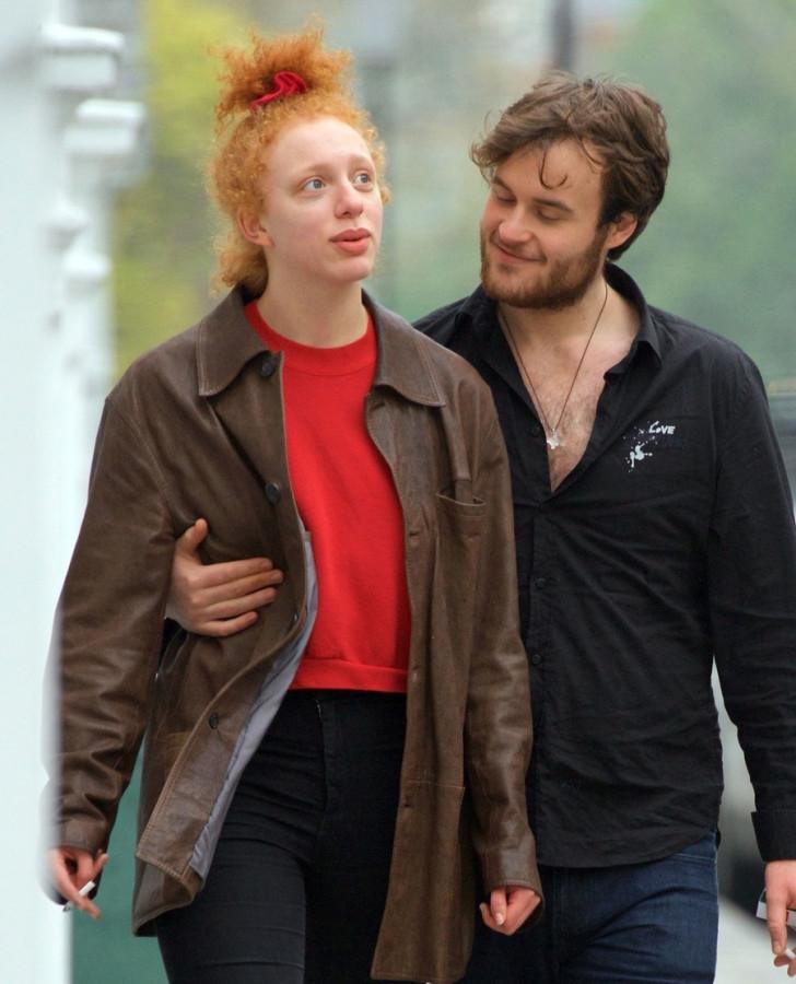 Дочь Бориса Беккера в Лондоне