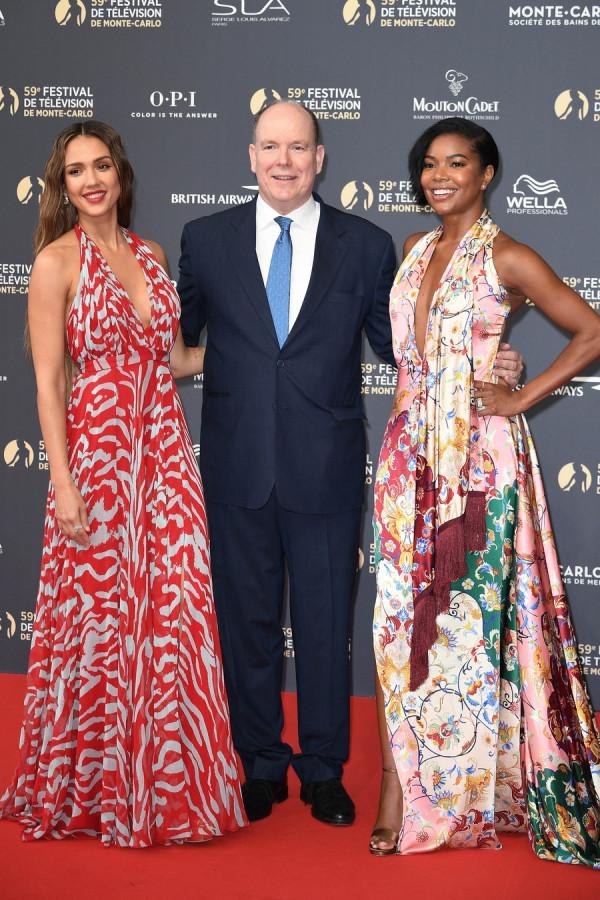 Звезды на Monte Carlo TV Festival