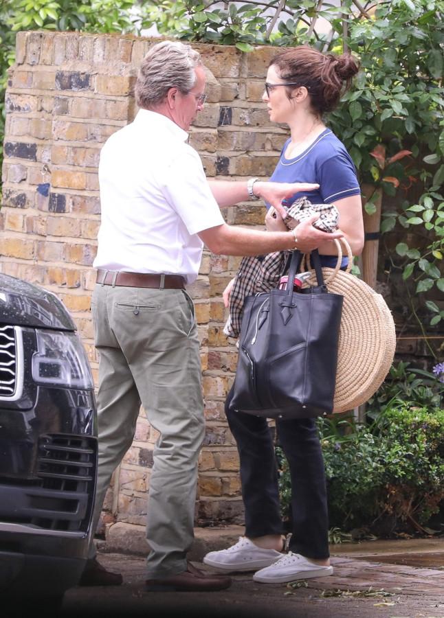 Рэйчел Вайс в Лондоне