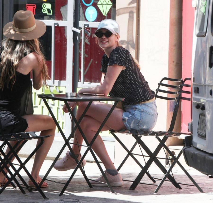 Кейт Аптон в Греции kate upton