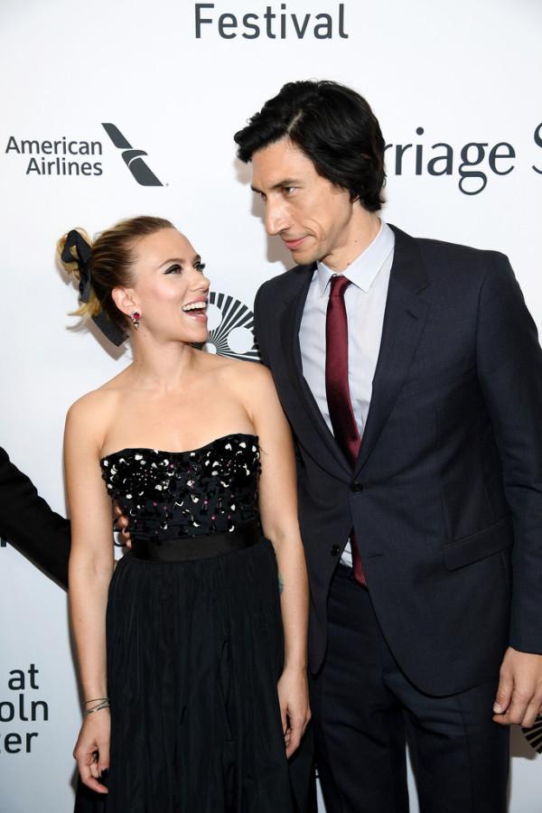 Актеры на New York Film Festival