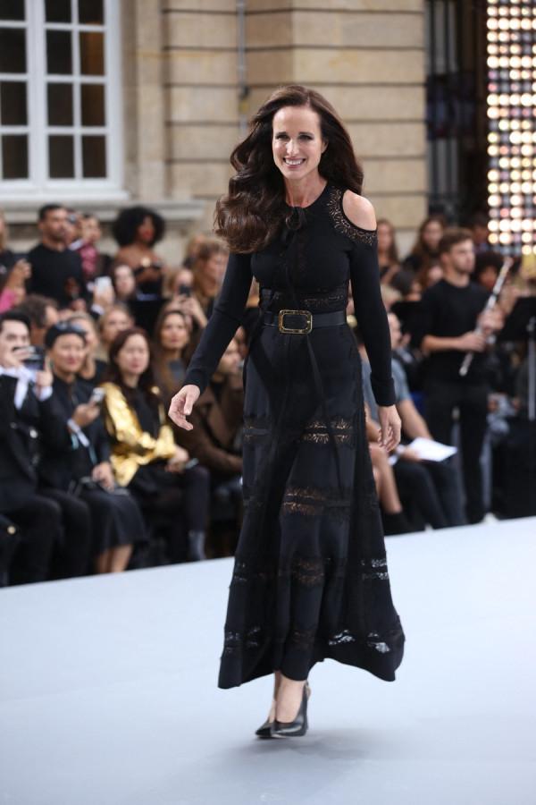 Звезды на показе L'Oréal Paris Show