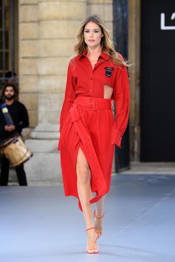 Звезды на показе L'Oréal Paris Show. Часть 2