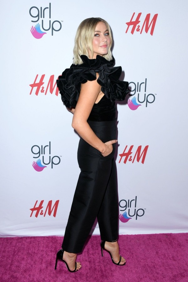 Звезды на Girl Up #GirlHero Awards Делевинь, Ариэль, Уинтер, Бенсон, Джулианна, Хадсон, прошлой, неделе, ЛосАнджелесе, церемонии, награждения, премии, GirlHero, Awards