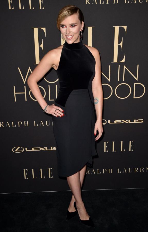 Звезды на церемонии Elle Women in Hollywood