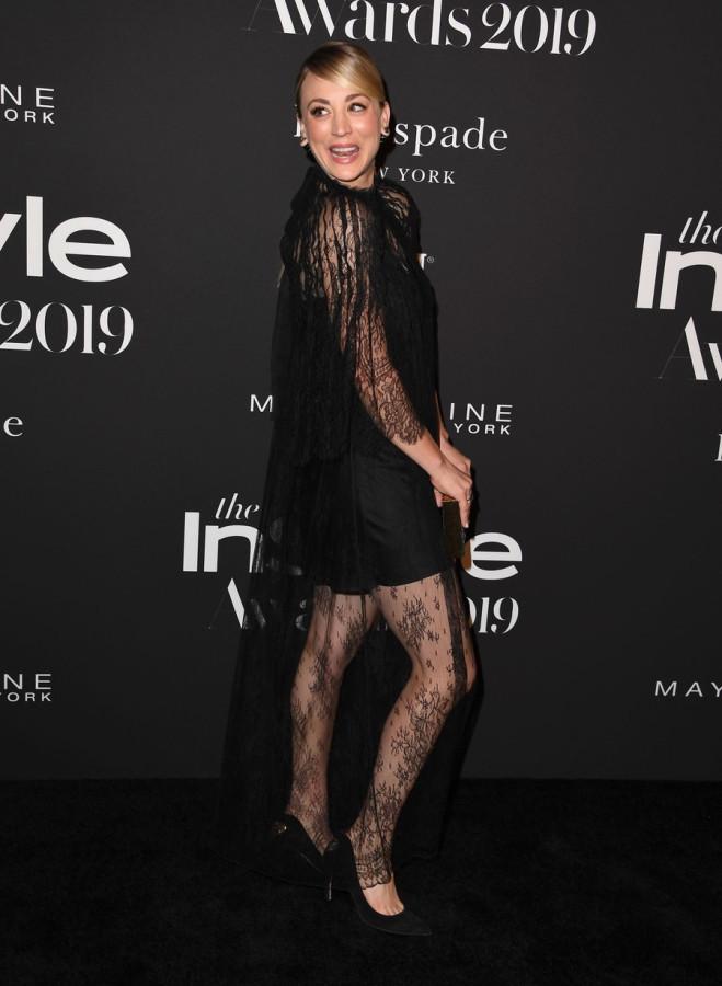 Звезды на InStyle Awards