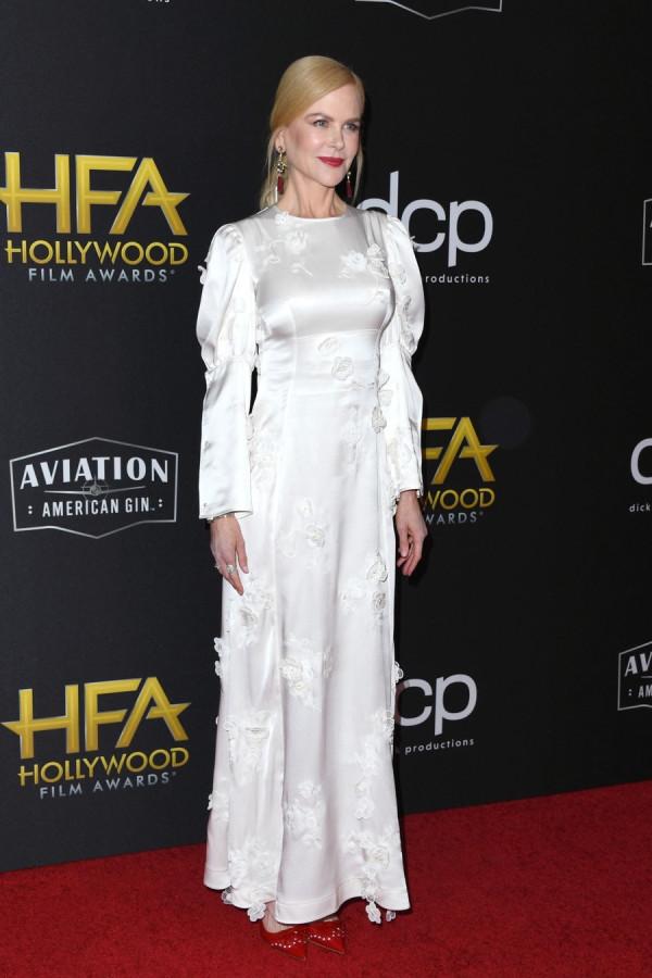 2019 Hollywood Film Awards Николь, Кидман, Алиша, Фаррелл, Уильямс, церемонии, Hollywood, Awards