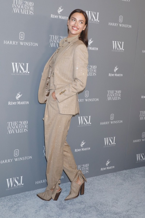 Ирина Шейк на WSJ. Magazine 2019 Innovator Awards