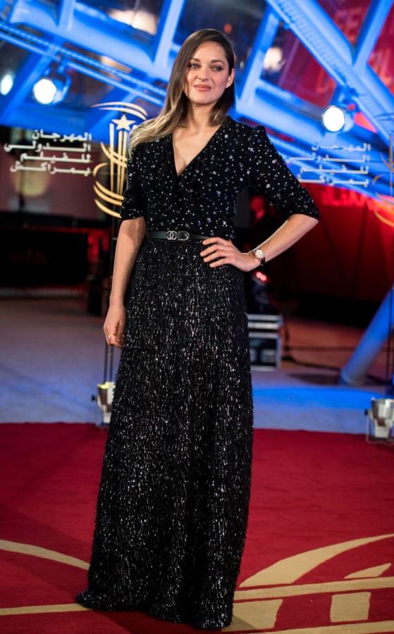 Актрисы на кинофестивале в Марракеше