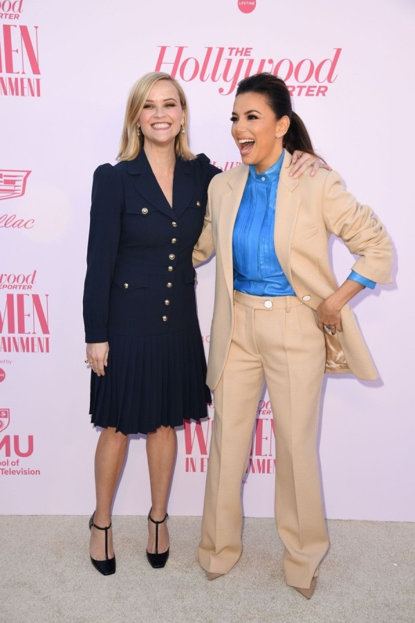 Звезды на премии Women in Entertainment ava phillippe,jim toth,eva longoria,reese witherspoon
