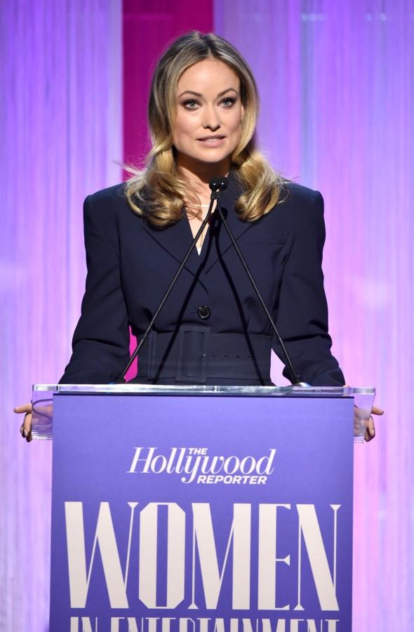 Звезды на премии Women in Entertainment