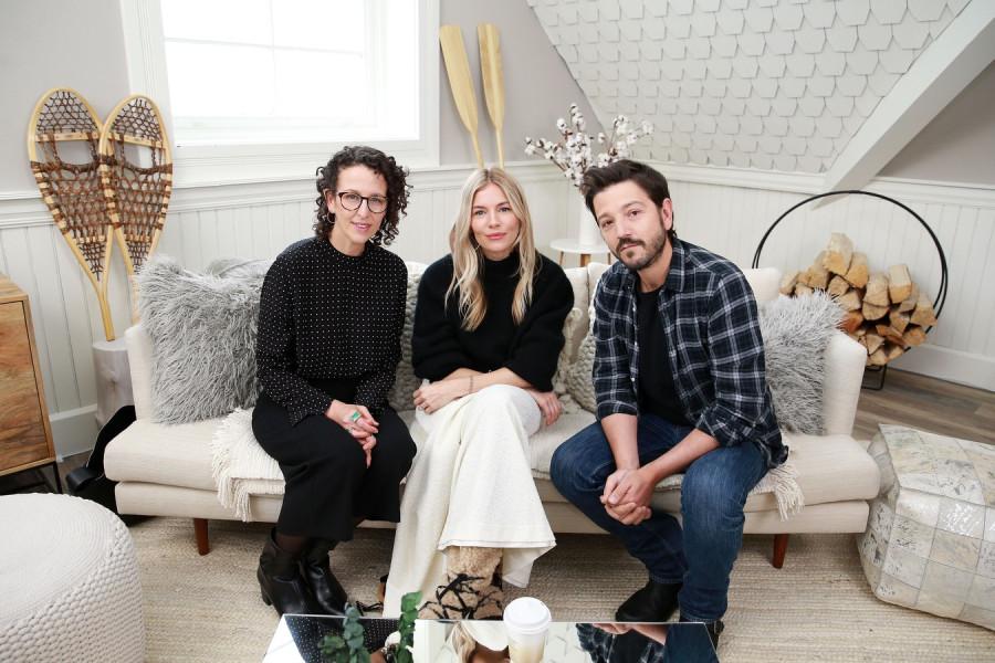 Актеры на Sundance Film Festival