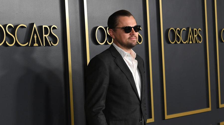 Звезды на встрече номинантов на премию Оскар. Часть 2
