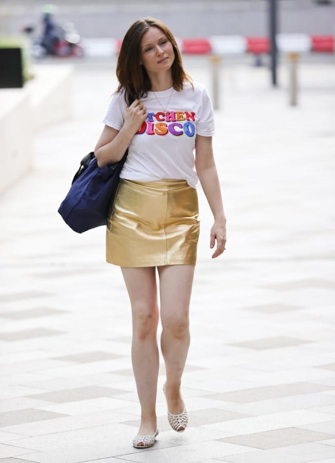 Софи Эллис-Бекстор в Лондоне ophie ellis bextor