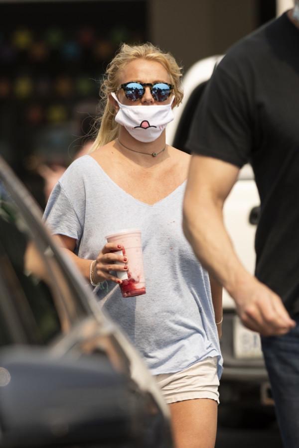 Бритни Спирс в ЛА