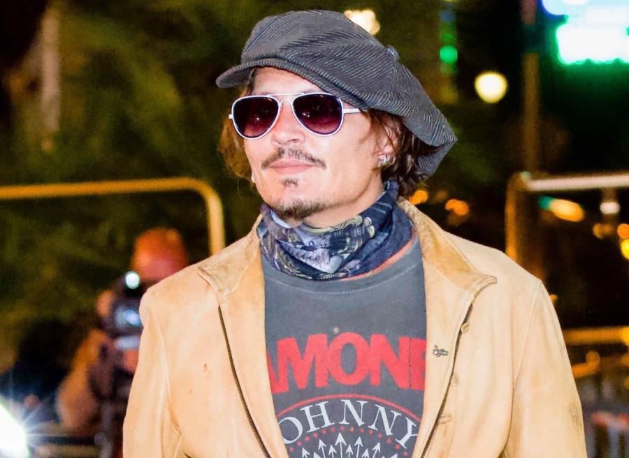 Джонни Депп на San Sebastian Film Festival johnny depp,скандал,amber heard