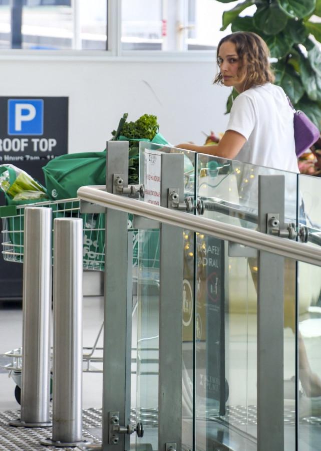 Натали Портман в Сиднее