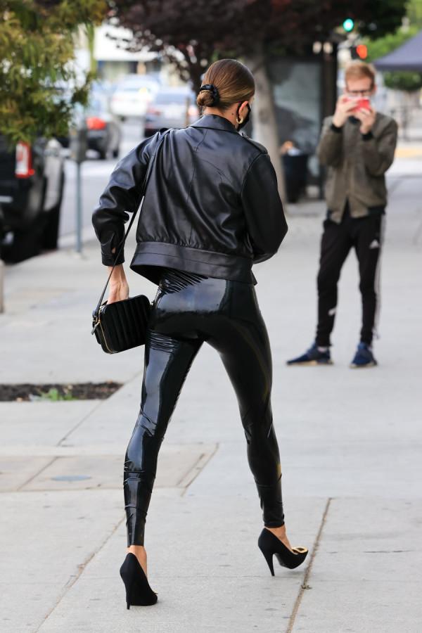 Хейли Бибер в ЛА