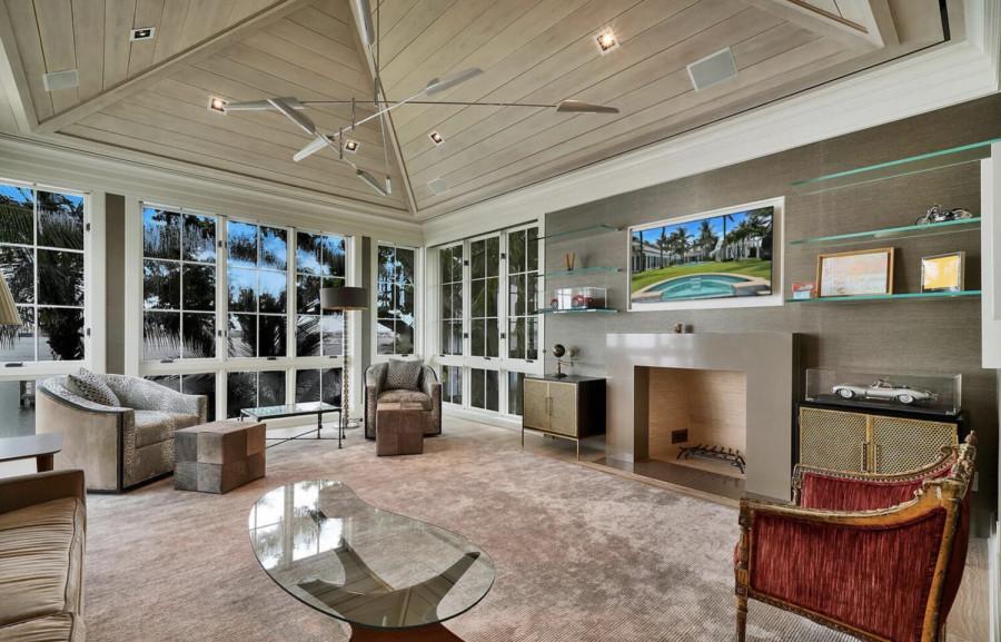 Новая вилла Сильвестра Сталлоне во Флориде homesweethome,sylvester stallone,фото,селебрити