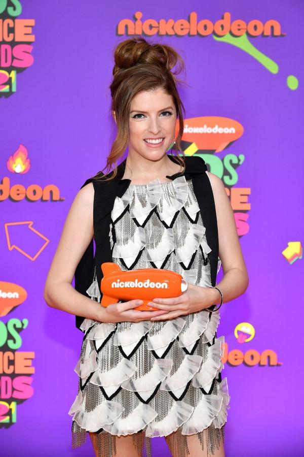 2021 Kids' Choice Awards 2021 kids choice awards,anna kendrick,gal gadot