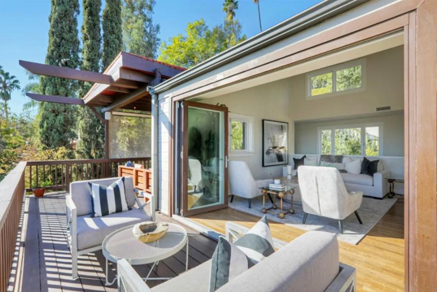 Дэвид Берман продает свой дом в ЛА homesweethome,фото,селебрити