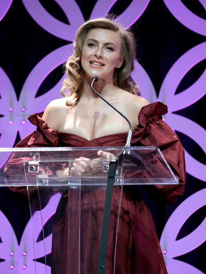 Джулианна Хаф на Family Film Awards julianne hough