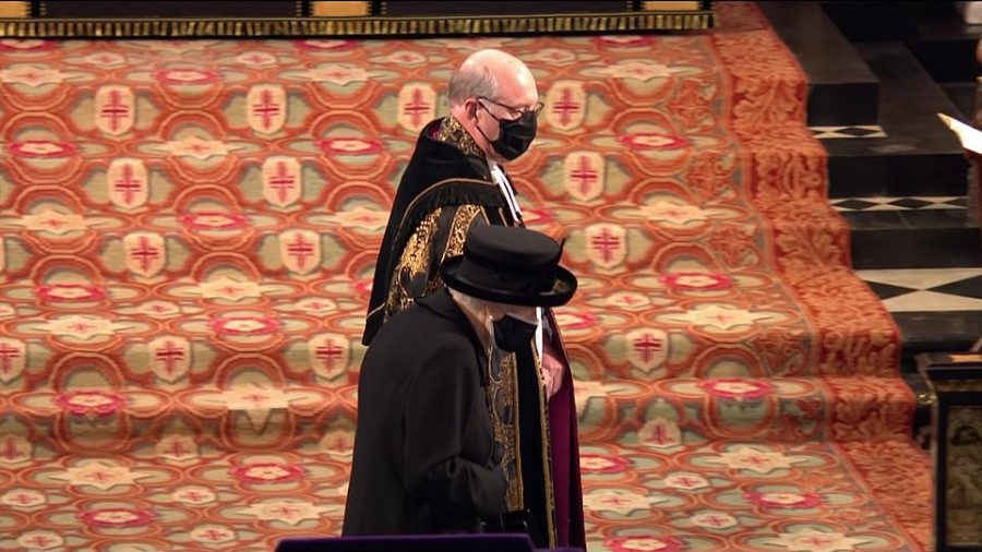 Елизавета II прощается с мужем prince philip,elizabeth ii