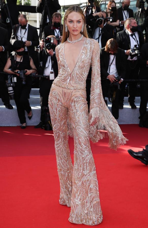 2021 Cannes Film Festival candice swanepoel,2021 cannes film festival,bella hadid