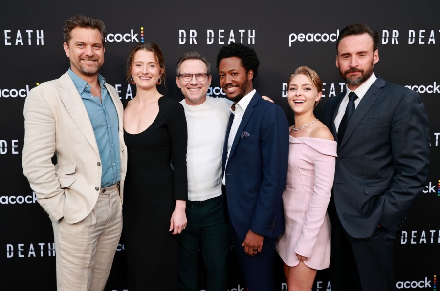 Звезды на премьере сериала Плохой доктор