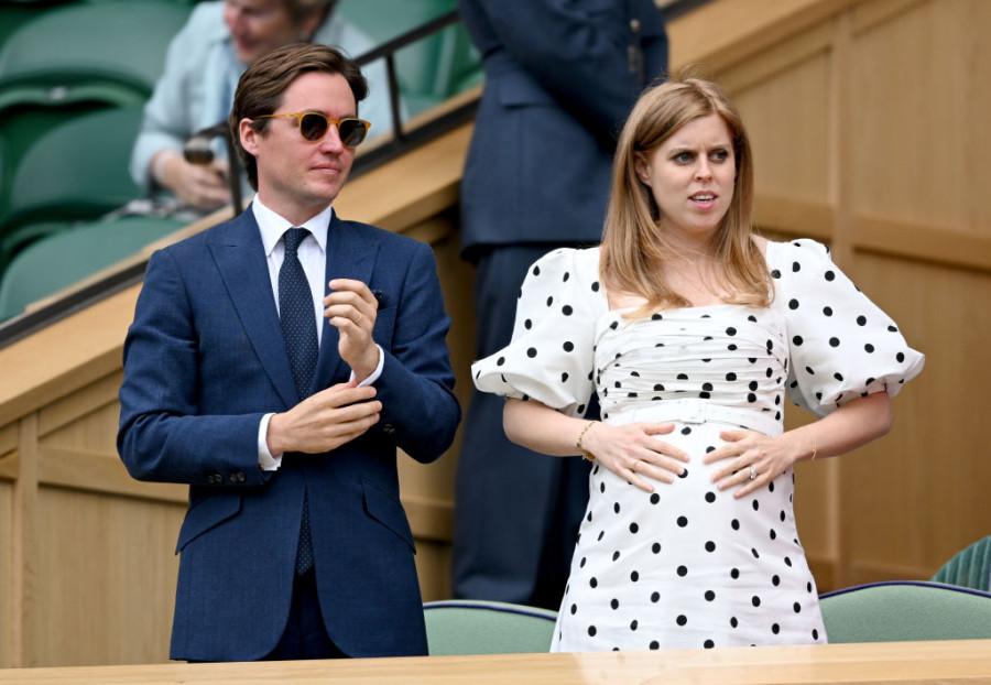 Принцесса Беатрис Йоркская на Wimbledon princess beatrice