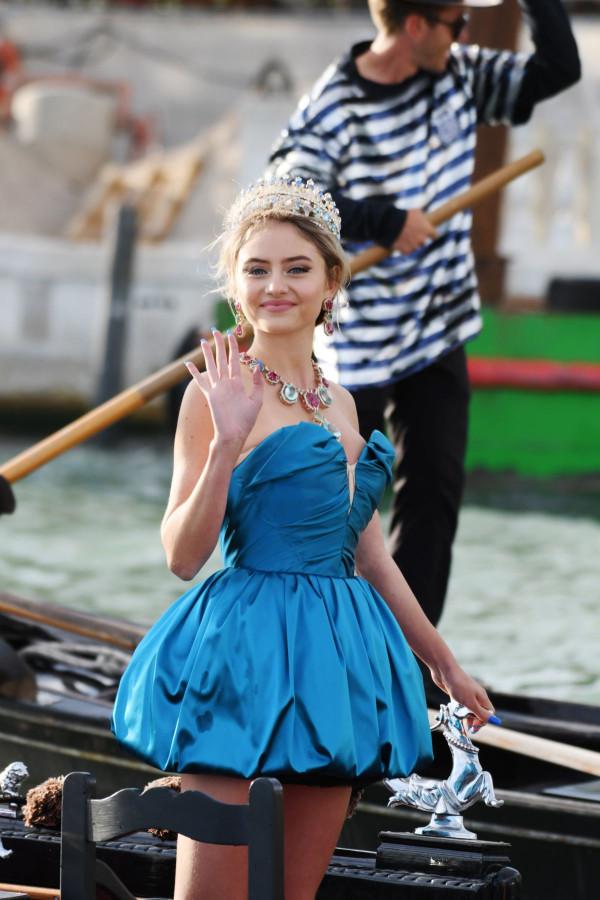 Показ Dolce & Gabbana в Венеции