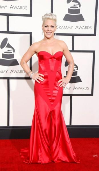 Pink - Grammy Awards - 001