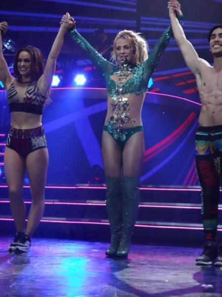 Шоу Бритни Спирс в Вегасе