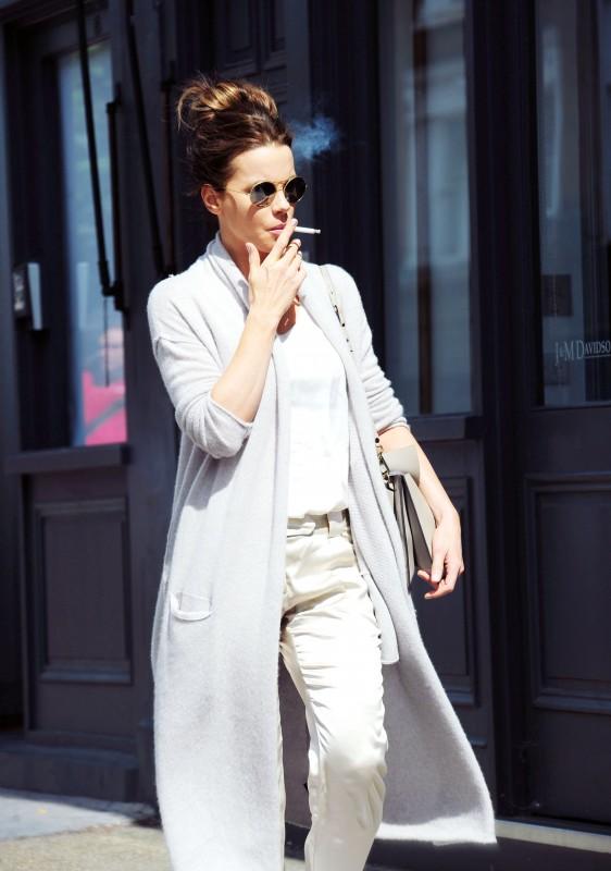 Кейт Бекинсейл в Лондоне