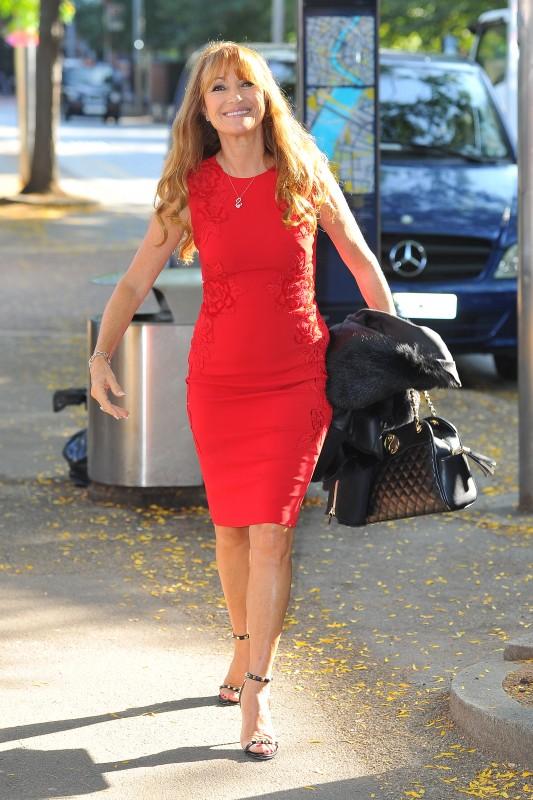 Lady in red: Джейн Сеймур