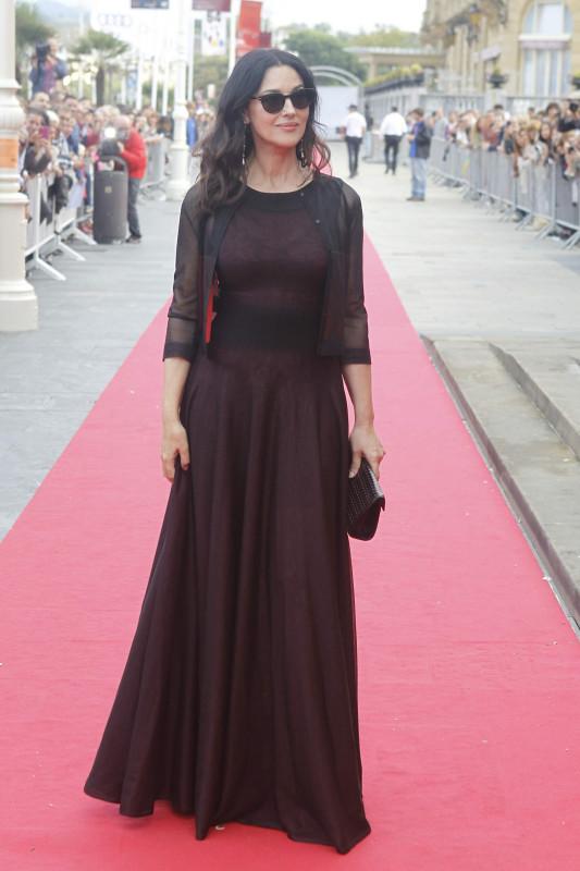 Моника Беллуччи на премьере фильма