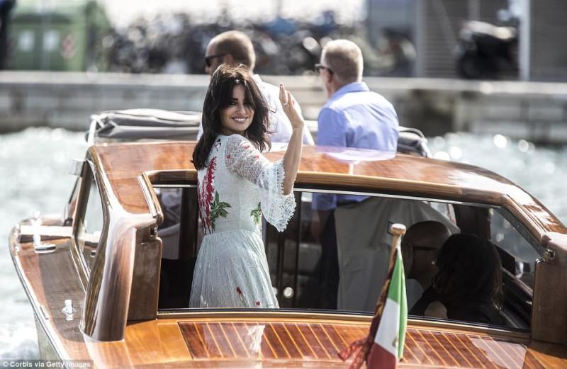 Сладкая парочка в Венеции