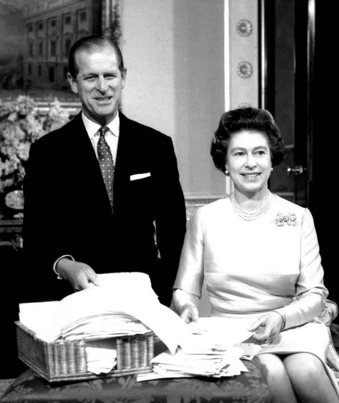 70 лет совместной жизни королевы Елизаветы ІІ и принца Филиппа